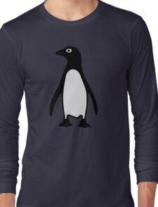 Penguin bird Long Sleeve T-Shirt