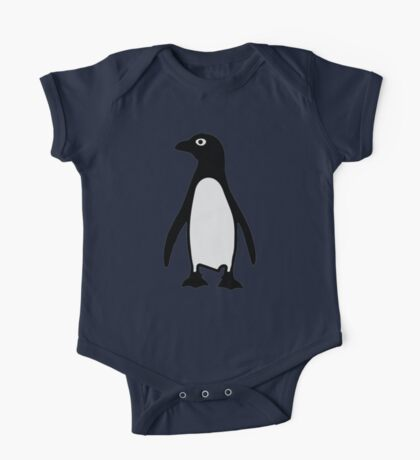 Penguin bird One Piece - Short Sleeve