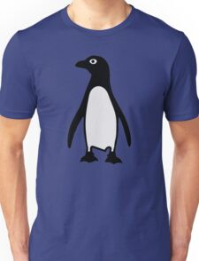 Penguin bird Unisex T-Shirt