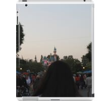 Dreaming on Main Street iPad Case/Skin