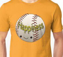 Happiness - Baseball Unisex T-Shirt