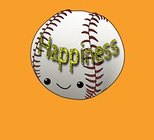 Happiness - Baseball T-Shirt