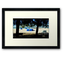 Just Another Day At The Office ~ Part Three Framed Print