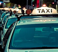 In the mood or taxi by manlio