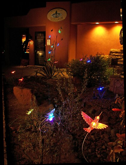 Front Entry Garden by SprinkleLights