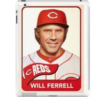 Will Ferrell iPad Case/Skin