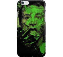 Splatter Venkman iPhone Case/Skin