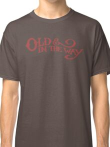 Old & In The Way - Jerry Garcia Classic T-Shirt