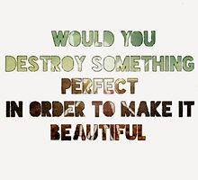 Danger days quote- My Chemical Romance by Jazzhands01