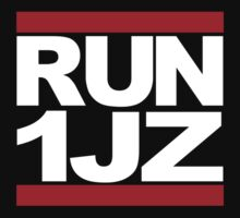 RUN 1JZ T-Shirt