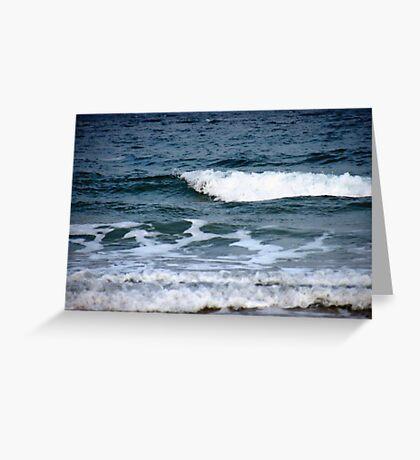 Culdaff Beach Co Donegal Greeting Card