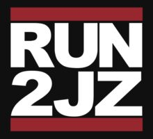 RUN 2JZ T-Shirt