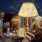 clock still life by WyeLookAtThis