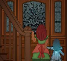 Southern Gothic by Mythic Fairy Art by mythicfairyart