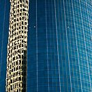 Reflected Building by Diego Re