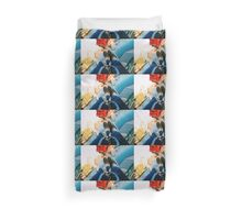 Silly Symphony Swings Duvet Cover