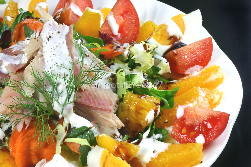 Fresh, Fruity & Fishy by SmoothBreeze7