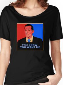 You know you want me Women's Relaxed Fit T-Shirt