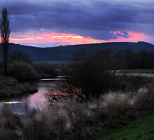 The River Amber -West  Sussex by ©FoxfireGallery / FloorOne Photography