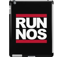 RUN NOS iPad Case/Skin