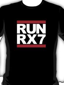 RUN RX7 T-Shirt