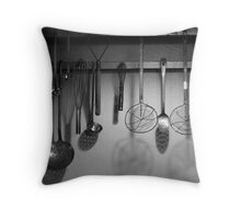 Cuisinery Throw Pillow