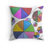 Piece O' Pie Throw Pillow