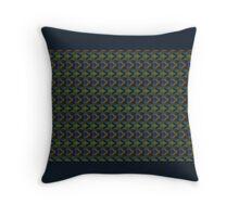 MEN'S DESIGN, GREEN and BLUE, GIFTS & DECOR Throw Pillow