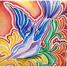 Hummingbird by Rainey April