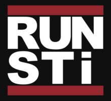 RUN STI by TswizzleEG