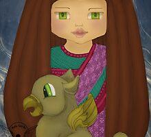 Creatures by Mythic Fairy Art by mythicfairyart