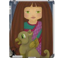Creatures by Mythic Fairy Art iPad Case/Skin