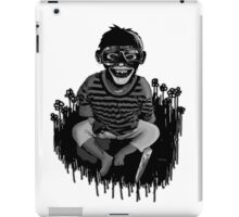 Monkeys ... always up to no good ... iPad Case/Skin