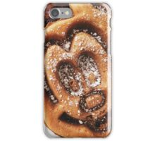MICKEY shaped waffles  iPhone Case/Skin