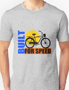 BUILT FOR SPEED-77 T-Shirt