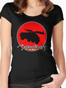 ThunderHawk Ho! Women's Fitted Scoop T-Shirt