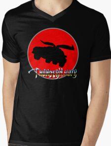 ThunderHawk Ho! Mens V-Neck T-Shirt