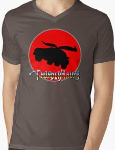 ThunderHawk Ho! Mens V-Neck T-Shirt