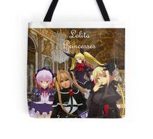 Lolita Princesses Tote Bag