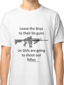 bb guns b Classic T-Shirt