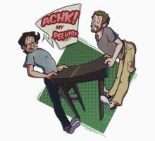 Ack my Pelvis! by Nara Jones