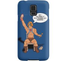 By the power of Ginger Skull ! Samsung Galaxy Case/Skin