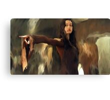 River Tam Canvas Print