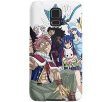 Fairy Tail Guild Samsung Galaxy Case/Skin