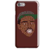 Earl Sweatshirt Typography iPhone Case/Skin