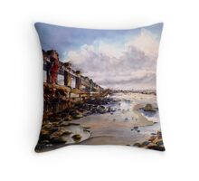 Signs of a Trawlerman Throw Pillow