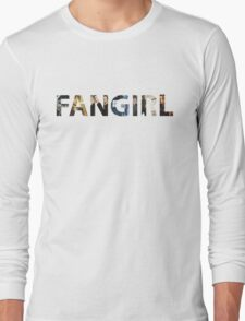 Fangirl Long Sleeve T-Shirt