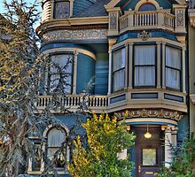 San Francisco Victorian by Paul J. Owen