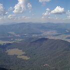Panorama at Mt. Buffalo Chalet by archieswell