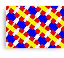 BLOCKS-2 Canvas Print